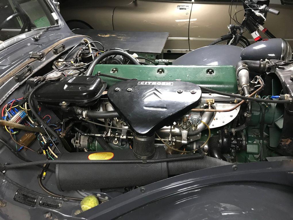 Sauvetage d'un moteur de 15-6 en détresse