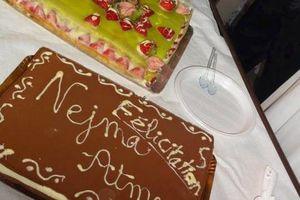 GATEAUX A GOGO POUR UN MARIAGE SURPRISE !!!