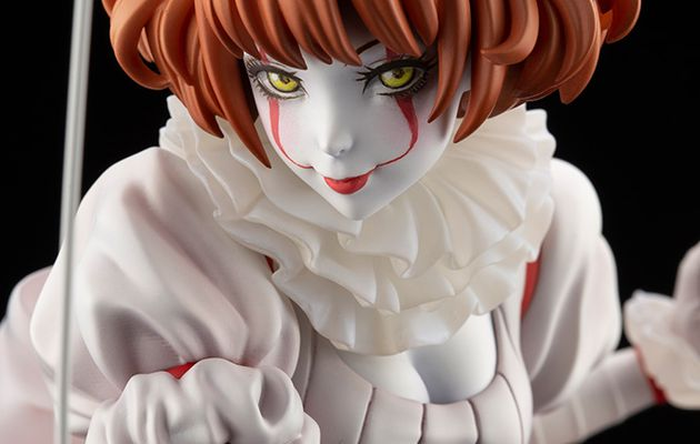 Préco bishoujo Pennywise