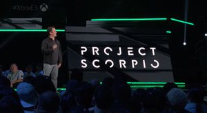 #E32016 la console Project Scorpio disponible fin 2017