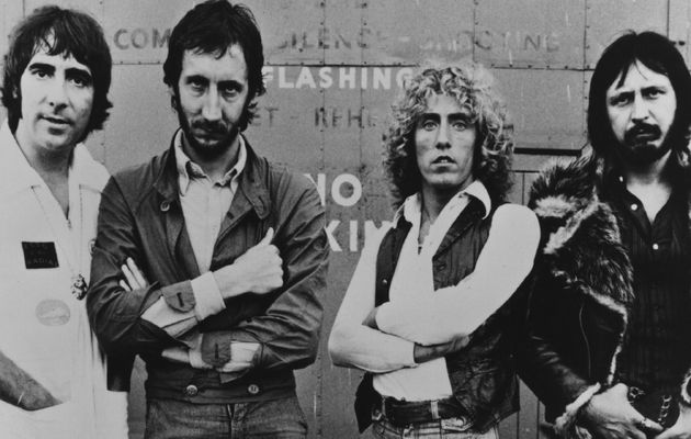 The Who - Love, Reign O'er Me