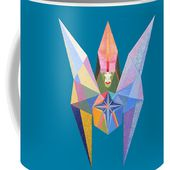 Flying Temperance Star Coffee Mug for Sale by Michael Bellon