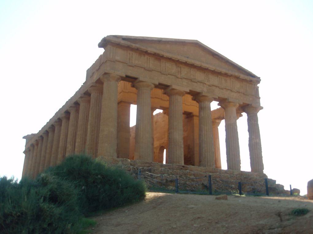 Magnifique voyage en Sicile d'octobre 2009. Chaque image est décrite.