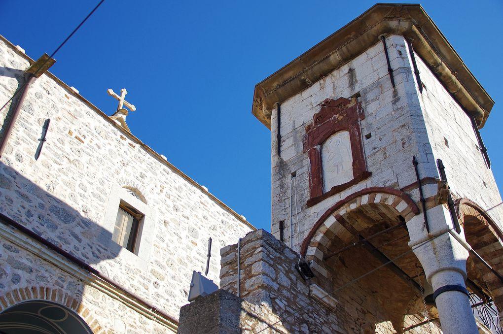 Le Village médiéval de Mesta