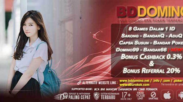 Situs Judi Bandar66 Online Terpercaya BdDomino