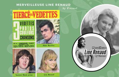 PRESSE: Le Tiercé des vedettes n°24 - 15/02/1969