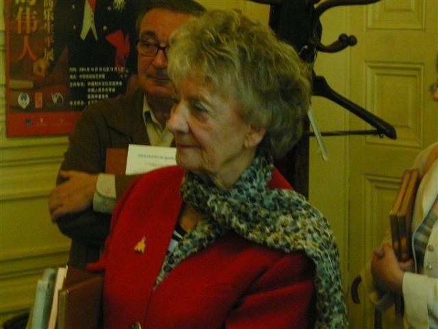 Visite de l'UGF à la Fondation Charles de Gaulle- 2010