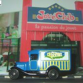 FASCICULE N°36 FORD MODEL A VAN CHARLES GERVAIS CORGI 1/50 - car-collector.net