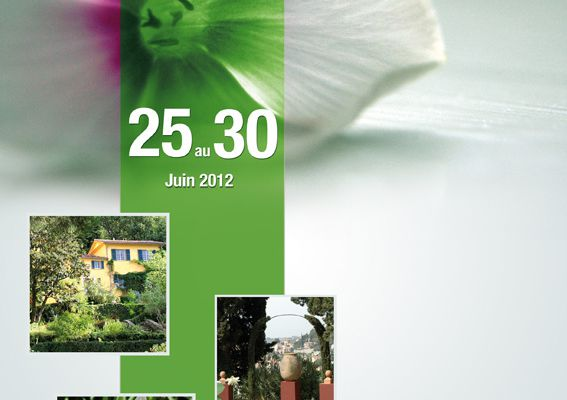 22e Journées Méditerranéennes du Jardin à Menton