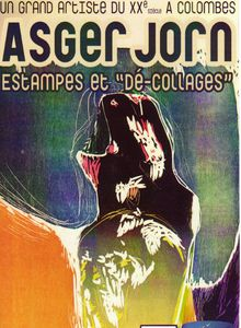 ASGER JORN A COLOMBES