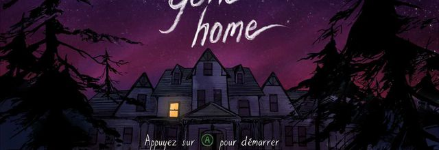 Gone Home : Console Edition