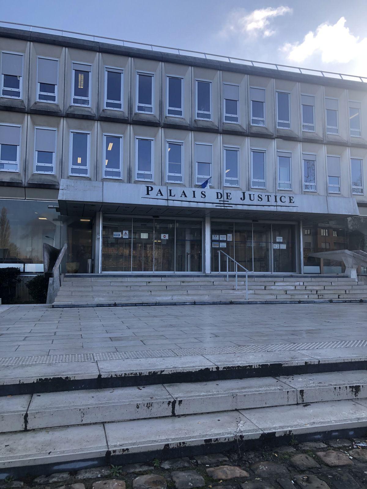 tribunal judiciaire de Beauvais