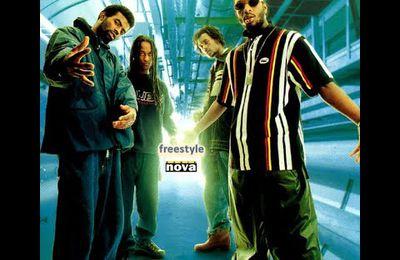 Freestyle (radio Nova) - Afro Jazz