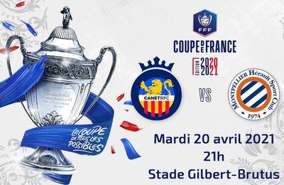 Canet / Montpellier : Sur quelle chaîne suivre la rencontre ce mardi ?