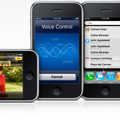 Apple introduced the new iPhone 3G S