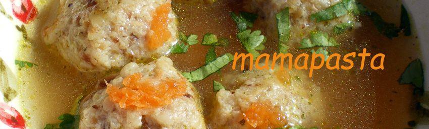 matzoh ball soup d'Isa Chandra