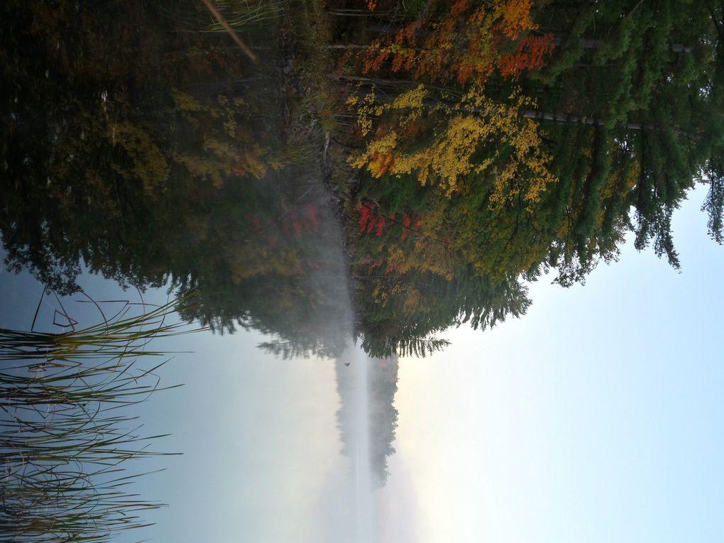 Levers et couchers de soleil sur le Kingsford Lake - Sulker View Point