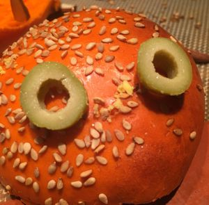Monstro Burger, l'hamburger monstrueux pour Halloween