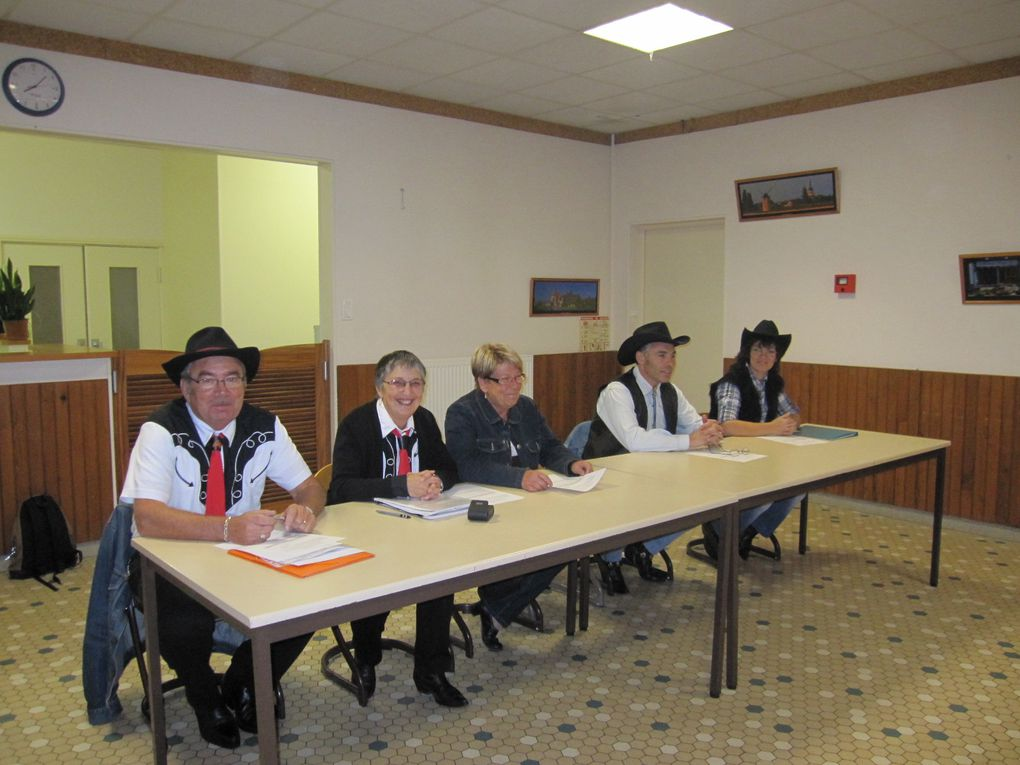 Assemblée générale de cowboy country 45 25 octobre 2010