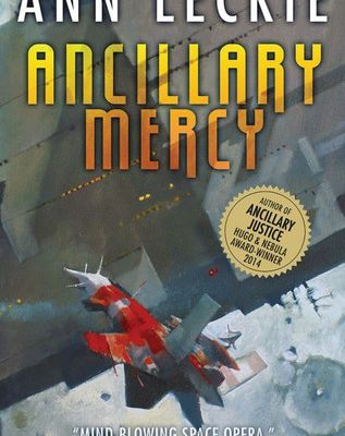 Online Science Fiction Book  Ancillary Mercy by Ann Leckie