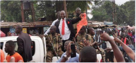 Centrafrique, François Bozizé anime la campagne électorale