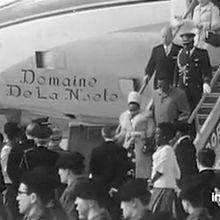 Tournons la roue de l'histoire #1: Mobutu reçu à Paris par Pompidou (1971)