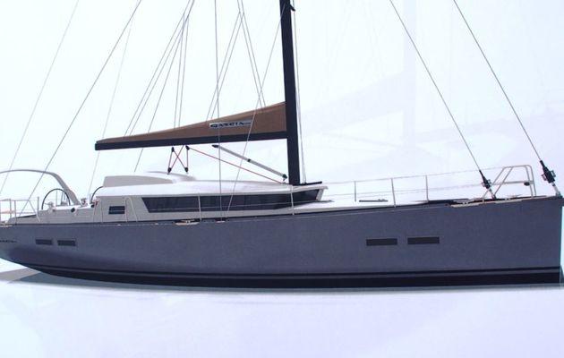Exclusif Yachting - les premiers visuels du Garcia Exploration 45