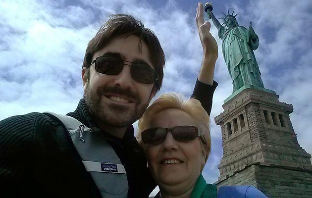 Re- Statue of Liberty et Midtown