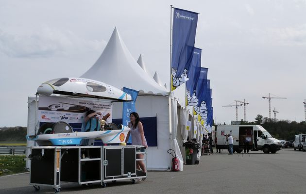 Michelin Student Days 2014