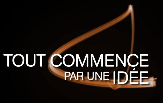 """Nouveau programme court """"Tout commence par une idée"""" le jeudi sur TF1"""