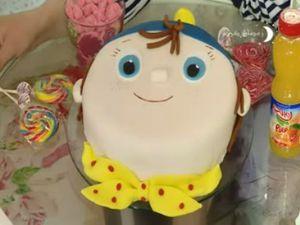 """Recette de """"Cake Wiwi"""", Samira tv"""