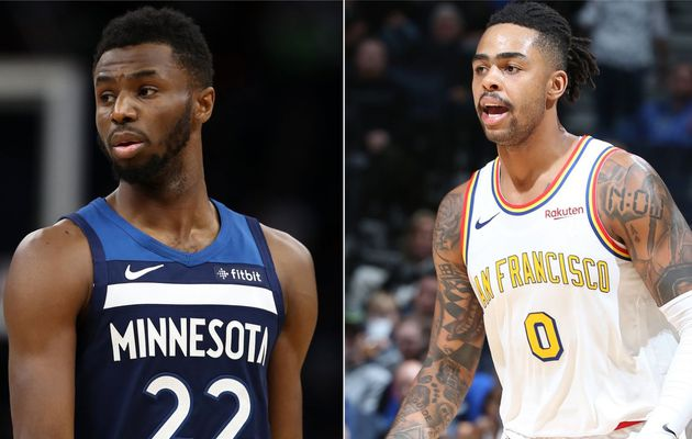Trade deadline : D'Angelo Russell rejoint Minnesota, Andrew Wiggins à Golden State