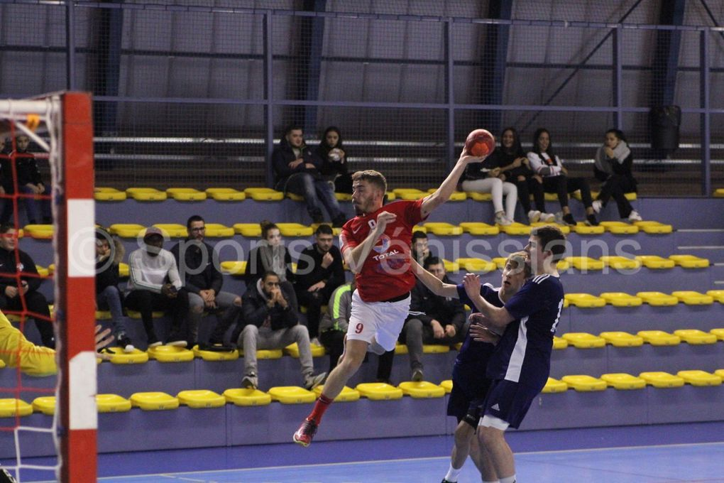 Vénissieux Handball a obtenu son premier succès de la saison en championnat