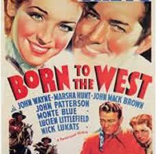 Born to the West de Charles Barton