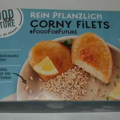 Penny Food for Future Corny Filets