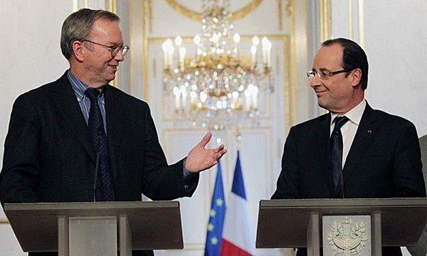 L'accord d'Hollande/Google fait une trainée de poudre en Europe
