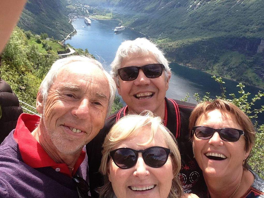 La Norvège (suite et fin)