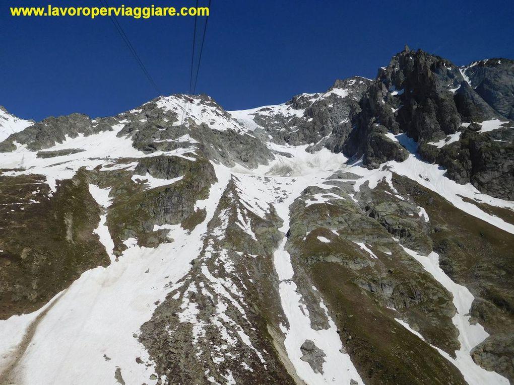 Funivia SkyWay Monte Bianco