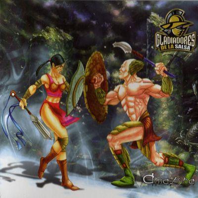 Gladiadores De La Salsa Vol. 10 - Amazona