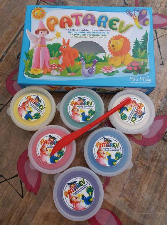 Test  de 4 coffrets de loisirs créatifs enfant Sentosphère !