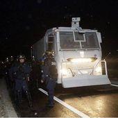 VIOLENTE INTERVENTION POLICIÈRE à Fos-sur-Mer: le communiqué de la CGT Ports et Docks - Commun COMMUNE [El Diablo]