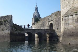 Concarneau : la ville close