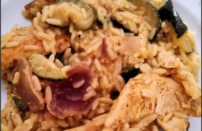 Poulet et ses légumes curry coco au cookeo