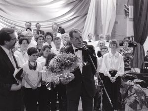 Quelques photos de la chorale au cours des années....