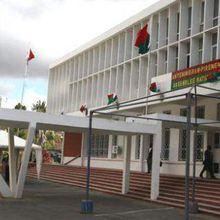 Assemblée Nationale - élection du nouveau bureau permanent
