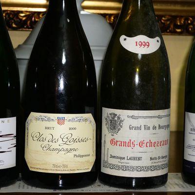 Grande dégustation à Saint-Jean de Buèges (vins de Champagne, Alsace, Bourgogne, Côte-Rôtie, Châteauneuf-du-Pape)