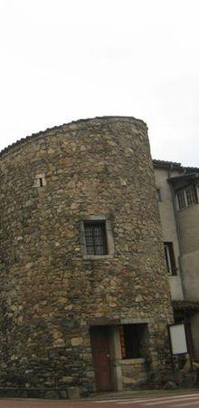 Par Orliénas et St Andéol le Château