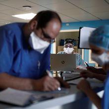 Les médecins étrangers sont en première ligne face au Covid-19