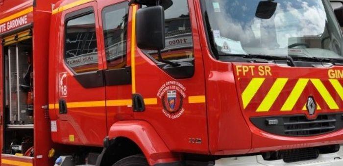 Saint-Gaudens : incendie à l'usine de cellulose Fibre Excellence