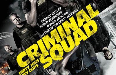 CRIMINAL SQUAD - Christian Gudegast